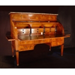 French Directoire end of 18th century cylinder Desk