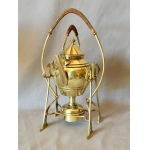 ART NOUVEAU BRASS KETTLE OR SAMOVAR