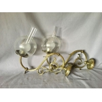 19th C PAIR OF SCONCES