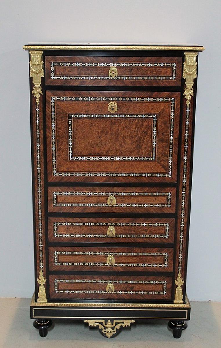 schreibtische schreibmobel napoleon iii antiken in france page 2 page 2