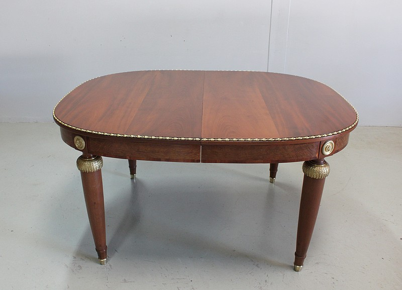 FRENCH RESTAURATION PERIOD CONSOLE TABLE