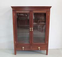 LOUIS XVI STYLE DISPLAY CABINET