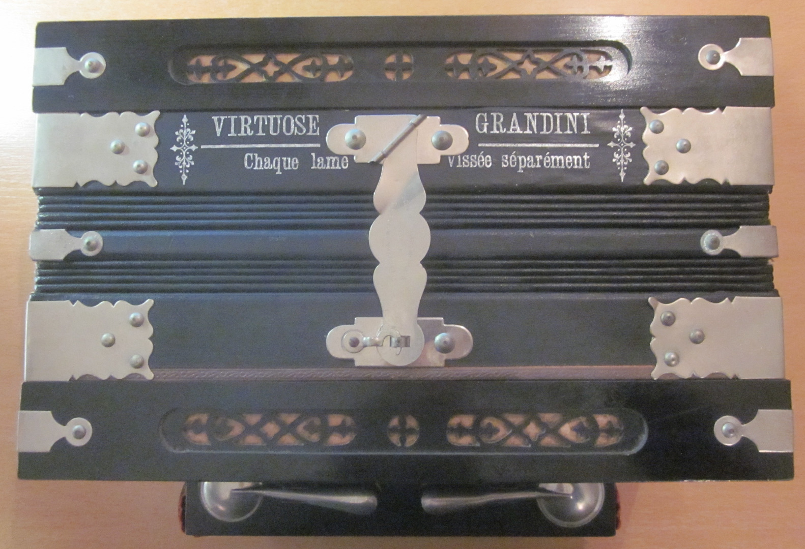 VIRTUOSE GRANDINI ACCORDEON
