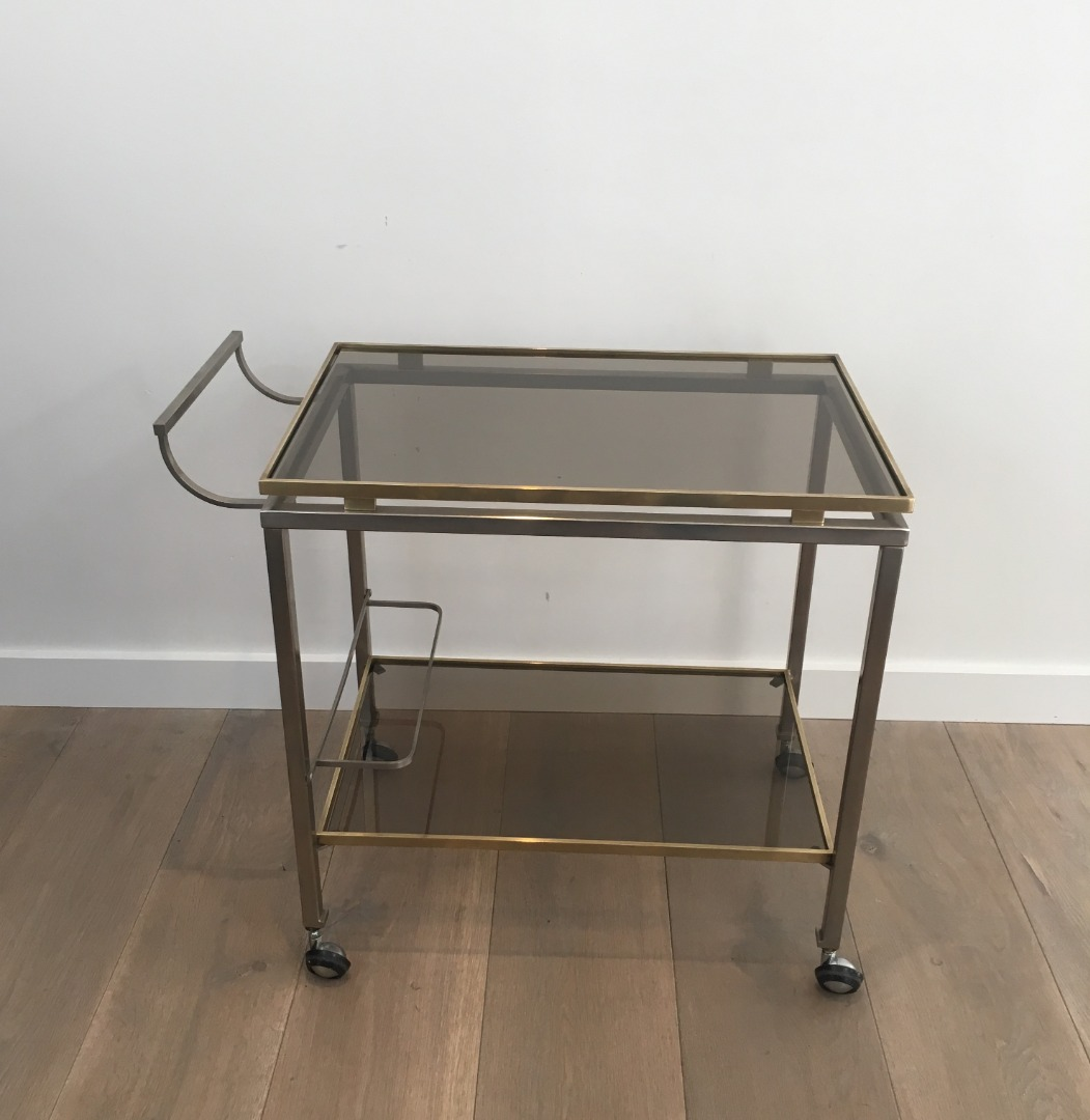 TROLLEY-TABELLE VON GUY LEFEVRE