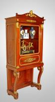 ZWEITER EMPIRE PERIOD DISPLAY CABINET