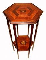 ART DECO PERIOD TABLE BY GALLE