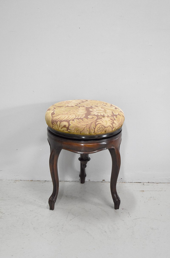 Napoleon III piano stool - 19th century