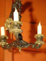 Bronze sconces 19.