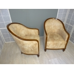 ART DECO PERIODE SESSEL