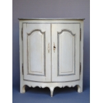 LOUIS XV PERIOD CORNER CUPBOARD