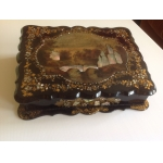 NAPOLEON III PERIOD BOX
